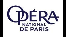 Ici se trouve le logo de l'Opéra National de Paris