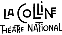 ici se trouve le logo du théâtre national la Colline