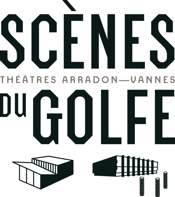 logo du théâtre Arradon à Vannes Scènes du Golfe