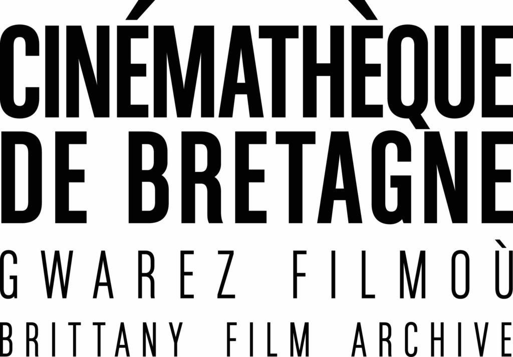 ici se trouve le logo de la cinémathèque de Bretagne