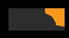 Ici se trouve le logo de Audible en noir