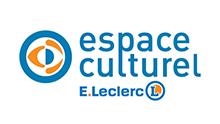 Logo couleur des espaces culturels Leclerc